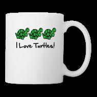 Mugs & Drinkware ~ Coffee/Tea Mug ~ 3 Turtles Mug