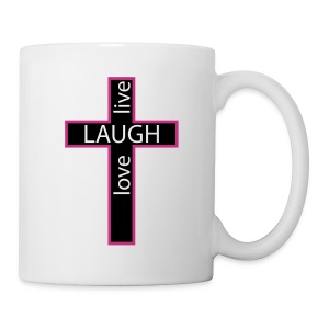 Live, Love, Laugh Mug - Coffee/Tea Mug