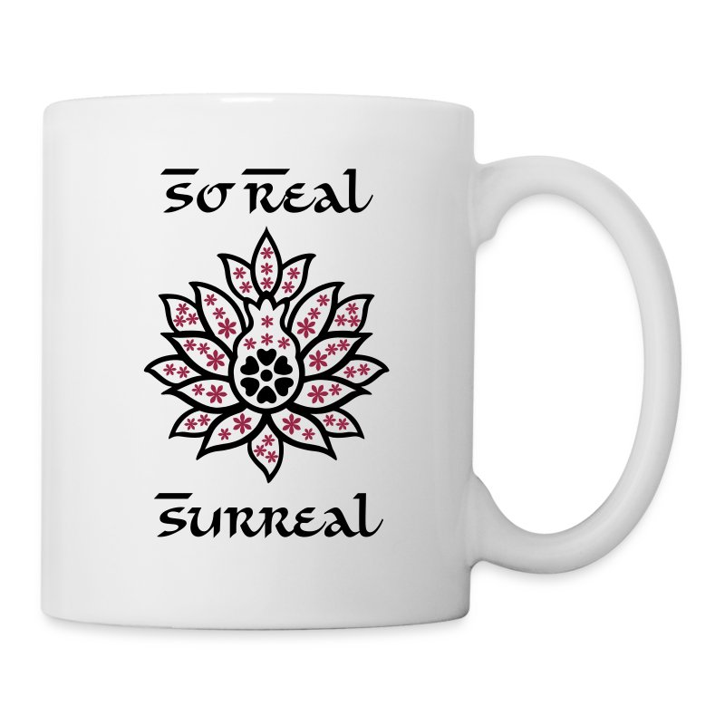 So Real Mug - Coffee/Tea Mug