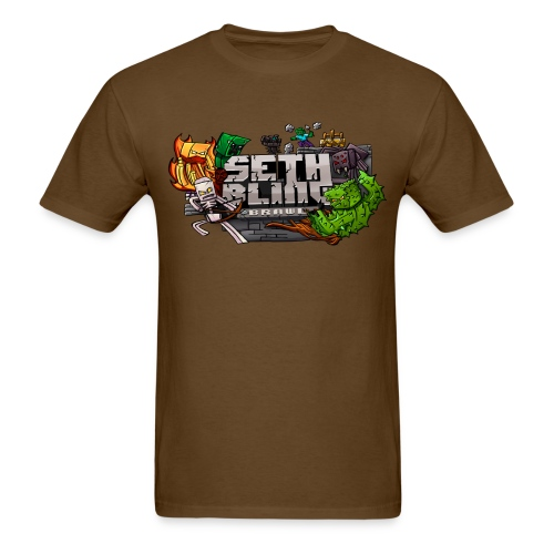 SethBling Brawl - Men's T-Shirt