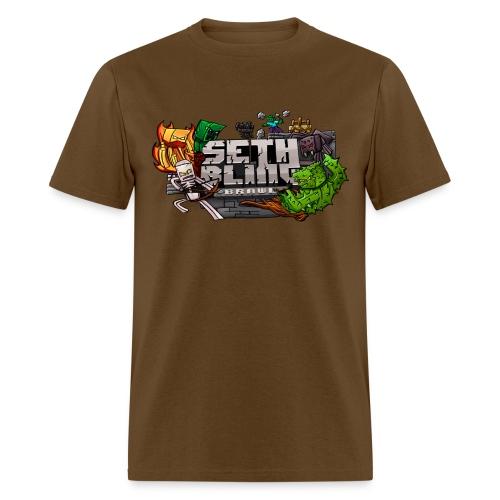 SethBling Brawl - Men's T-Shirt