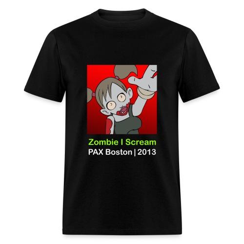 PAX Pigtails T - Men's T-Shirt