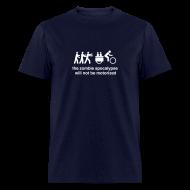 T-Shirts ~ Men's T-Shirt ~ M's - Family Xtracycle Zombie
