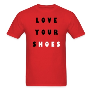 Love your hoes - Men's T-Shirt
