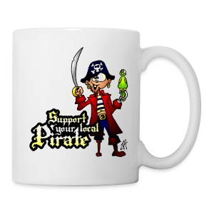 Pirate - Coffee/Tea Mug