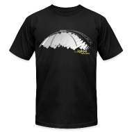 T-Shirts ~ Men's T-Shirt by American Apparel ~ Igloo Shirt