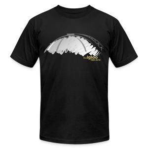 Igloo Shirt - Men's T-Shirt by American Apparel