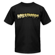 T-Shirts ~ Men's T-Shirt by American Apparel ~ Malkamania