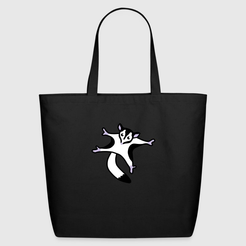 cute sugar glider Bags  - Eco-Friendly Cotton Tote