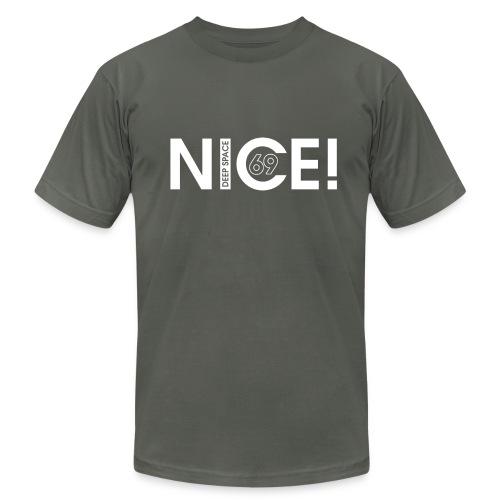 Deep Space 69 - NICE! - Men's Fine Jersey T-Shirt