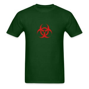 Military Radioactive T-Shirt - Men's T-Shirt
