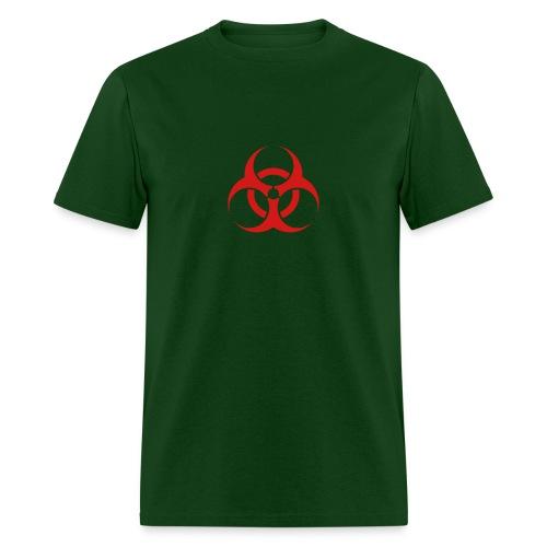 Military Radioactive T-Shirt - Men's T-Shirt