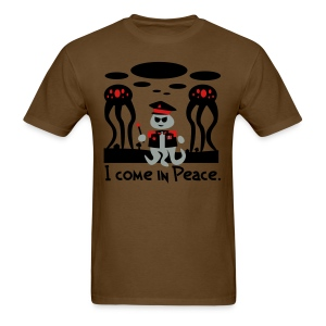 Alien General (male, standard) - Men's T-Shirt