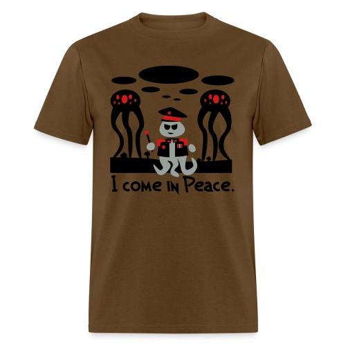 Alien General (male, standard) - Men's T-Shirt