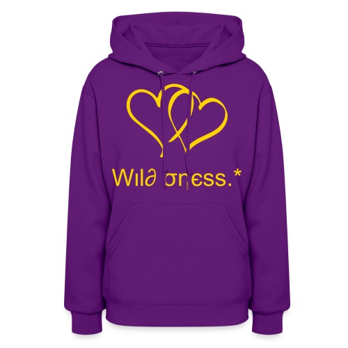 Yellow Wild Oness - Women's Hoodie