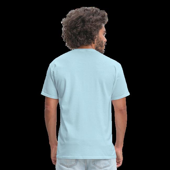 Men's T SportBlue Custom (Front)