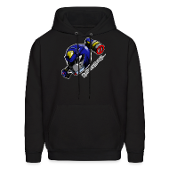 Hoodies ~ Men's Hoodie ~ RB Hoodie - Design A - Men