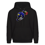 Hoodies ~ Men's Hoodie ~ RB Hoodie - Design B - Men