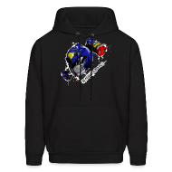 Hoodies ~ Men's Hoodie ~ RB Hoodie - Design C - Men