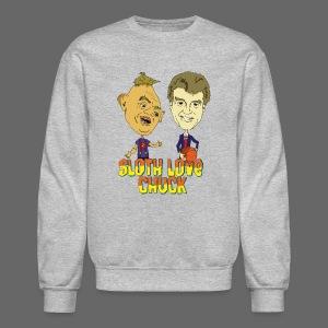 Sloth Love Chuck - Crewneck Sweatshirt