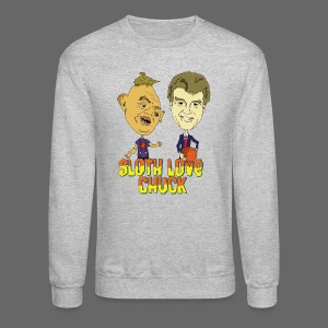 Sloth Love Chuck - Crewneck Sweatshirt
