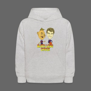 Sloth Love Chuck - Kids' Hoodie