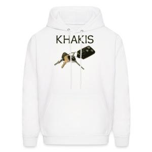 Khakis - Men's Hoodie