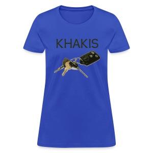 Khakis - Women's T-Shirt