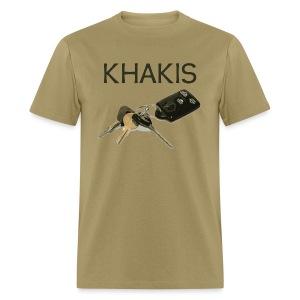 Khakis - Men's T-Shirt