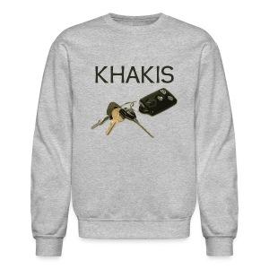 Khakis - Crewneck Sweatshirt