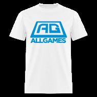 All Games Logo Blue