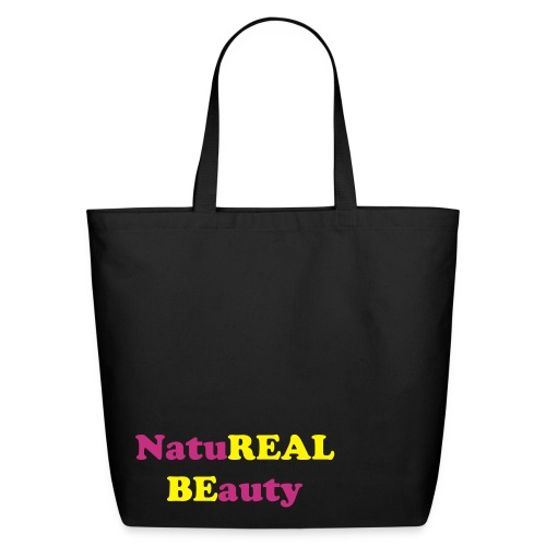 Be Real Tote - Eco-Friendly Cotton Tote