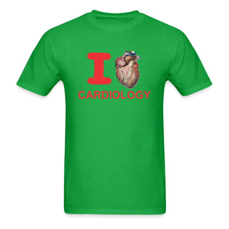 Iheartcardiology - Men's T-Shirt