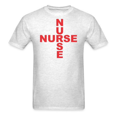 nurseredcross - Men's T-Shirt