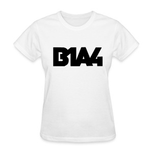 B Black - Women's T-Shirt