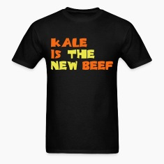 Kale beef T-Shirts