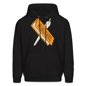 We High Rolling Papers - Men's Hoodie