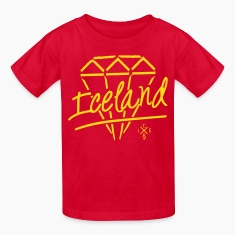 Iceland ICE LAW Kids' Shirts
