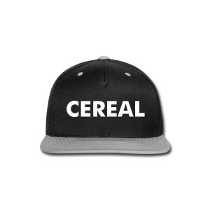 AYM Cereal Snapback - Snap-back Baseball Cap