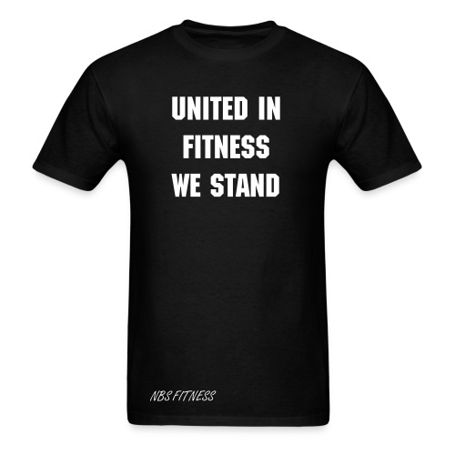 NBS Fitness - Men's T-Shirt