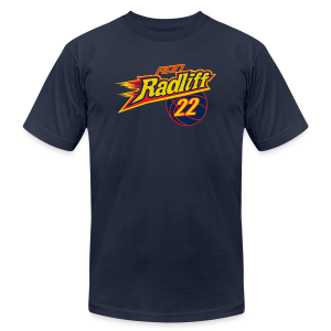Ron Radliff ball - Men's Fine Jersey T-Shirt