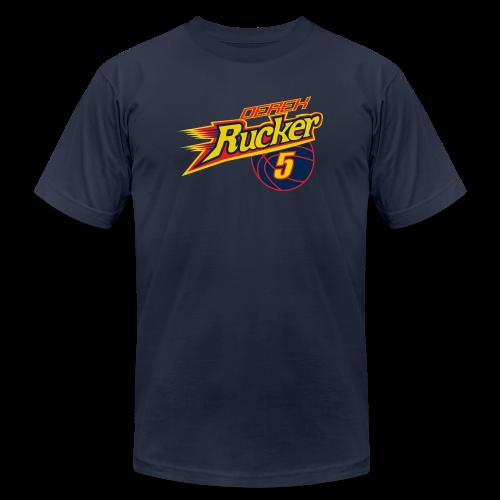 Derek Rucker ball - Men's  Jersey T-Shirt
