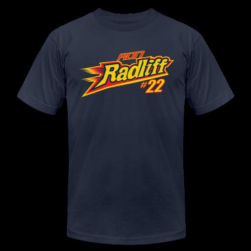 Ron Radliff hashtag - Men's  Jersey T-Shirt