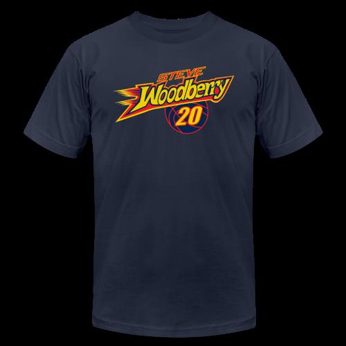 Steve Woodberry ball - Men's  Jersey T-Shirt