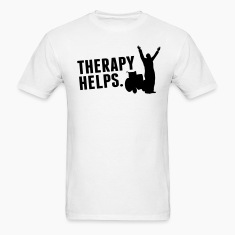 Therapy helps T-Shirts