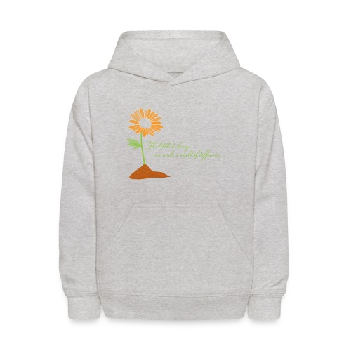 World of Difference - Kids' Hoodie
