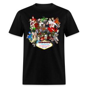 Underground Hustlin' 44 Cover - Men's T-Shirt