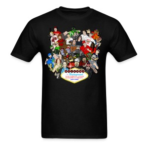 Underground Hustlin' 44 Cover - Men's T-Shirt