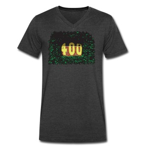 Traditional Ivy - Men's V-Neck T-Shirt by Canvas