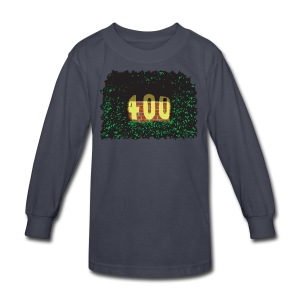 Traditional Ivy - Kids' Long Sleeve T-Shirt
